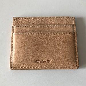 Madewell Card Case